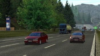 Screenshot2 - Euro Truck Simulator