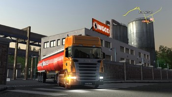 Screenshot1 - Euro Truck Simulator