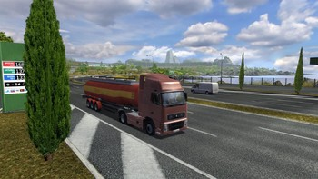 Screenshot3 - Euro Truck Simulator