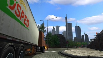 Screenshot4 - Euro Truck Simulator