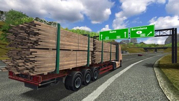 Screenshot5 - Euro Truck Simulator