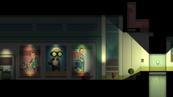 Screenshot1 - Stealth Inc 2: A Game of Clones
