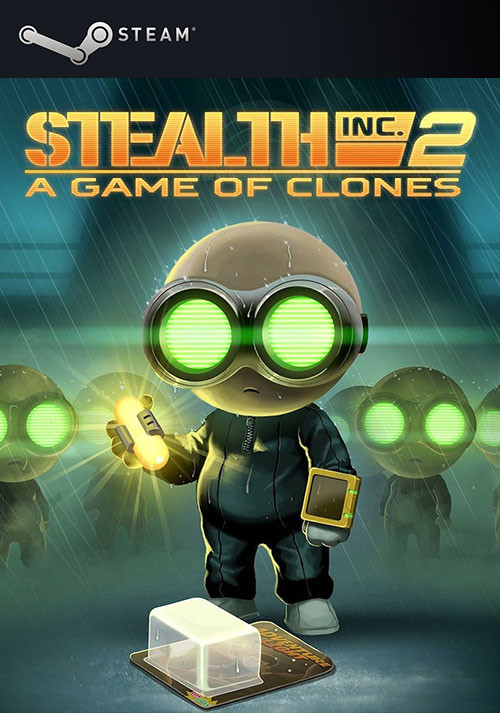 Stealth Inc 2: A Game of Clones - Cover