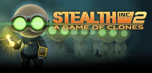 Stealth Inc 2: A Game of Clones - Cover / Packshot