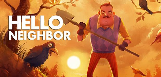 Hello Neighbor - Cover / Packshot