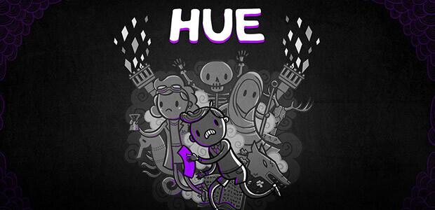 Hue - Cover / Packshot