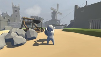 Screenshot6 - Human: Fall Flat