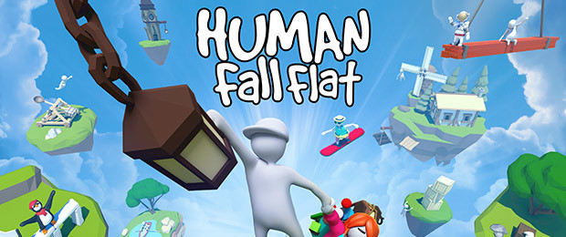 "Human: Fall Flat update adds a new ""Steam"" Level + discounts on the game!"