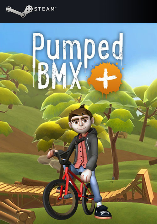 Pumped BMX + - Cover