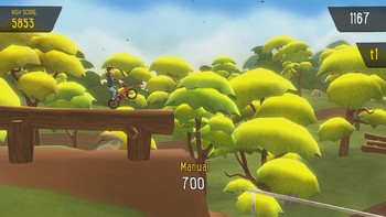 Screenshot2 - Pumped BMX +
