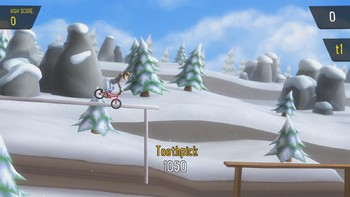 Screenshot4 - Pumped BMX +