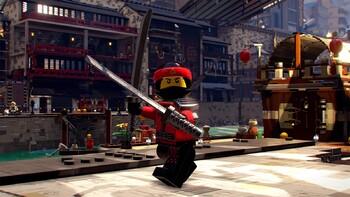 Screenshot1 - The LEGO Ninjago Movie Videogame