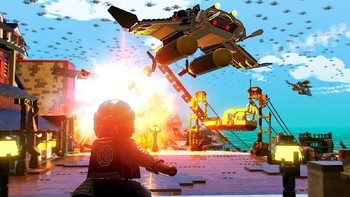 Screenshot3 - The LEGO Ninjago Movie Videogame