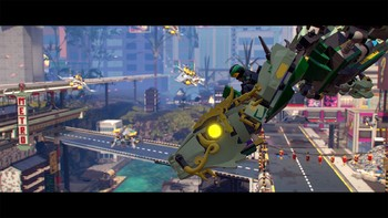 Screenshot4 - The LEGO Ninjago Movie Videogame