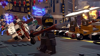 Screenshot2 - The LEGO Ninjago Movie Videogame