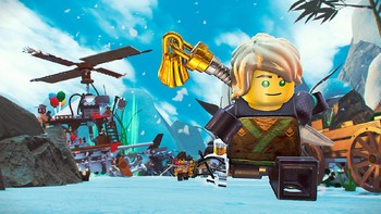 Screenshot5 - The LEGO Ninjago Movie Videogame