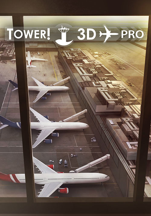 Tower!3D Pro - Cover