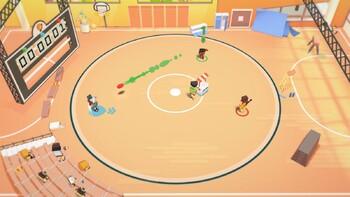 Screenshot1 - Stikbold! A Dodgeball Adventure
