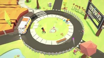 Screenshot3 - Stikbold! A Dodgeball Adventure