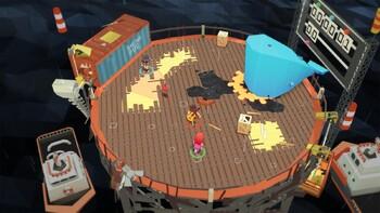 Screenshot4 - Stikbold! A Dodgeball Adventure