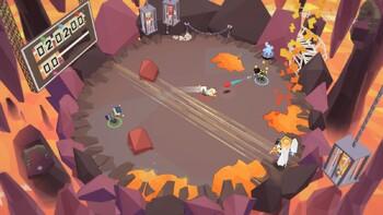 Screenshot9 - Stikbold! A Dodgeball Adventure