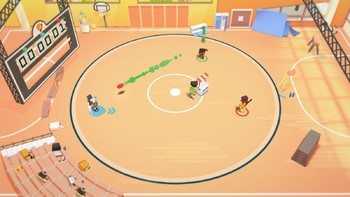 Screenshot1 - Stikbold! A Dodgeball Adventure
