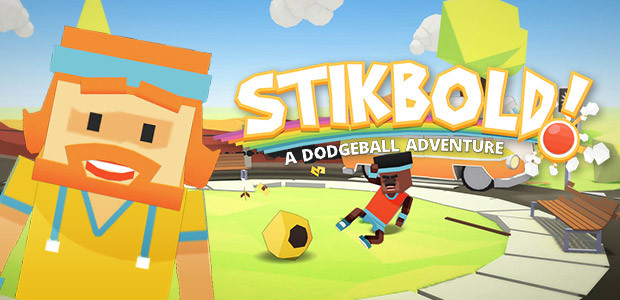 Stikbold! A Dodgeball Adventure - Cover / Packshot
