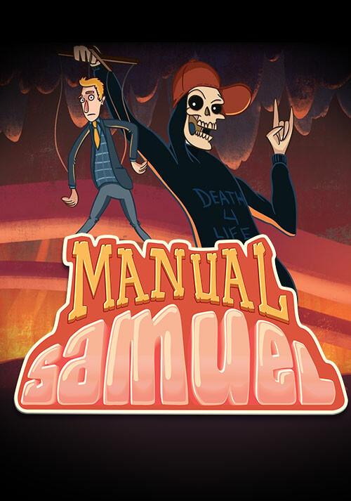 Manual Samuel - Cover / Packshot