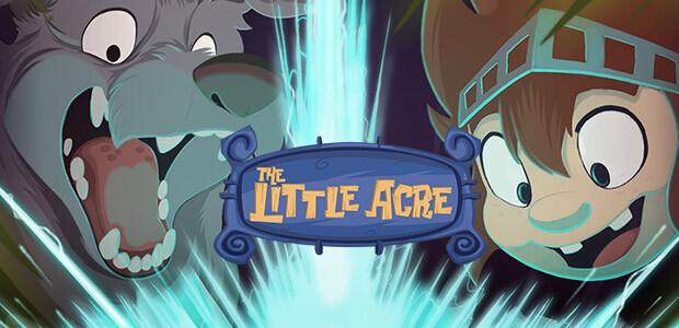 The Little Acre - Cover / Packshot
