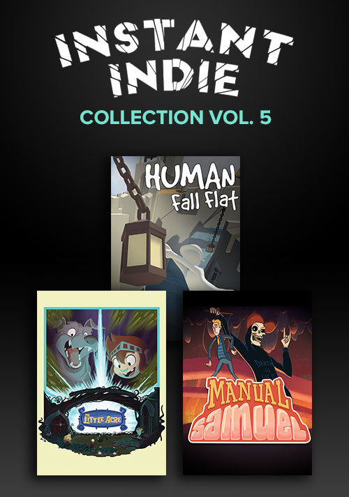Instant Indie Collection: Vol. 5 - Cover