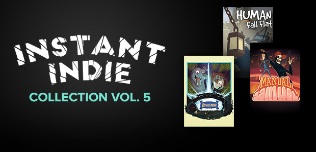 Instant Indie Collection: Vol. 5 - Cover / Packshot