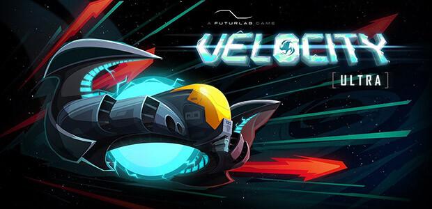 Velocity Ultra Deluxe - Cover / Packshot