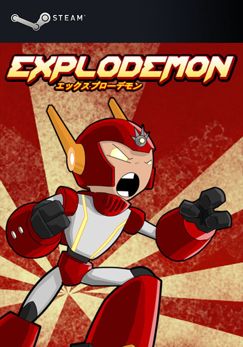 Explodemon - Cover / Packshot
