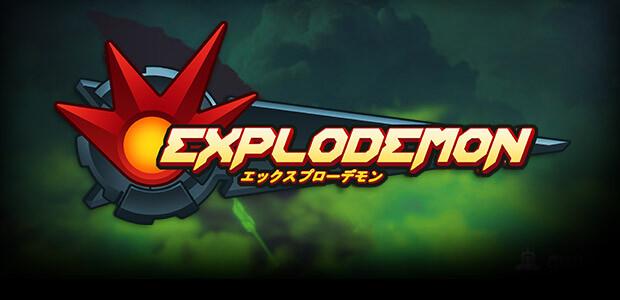 Explodemon - Cover / Packshot