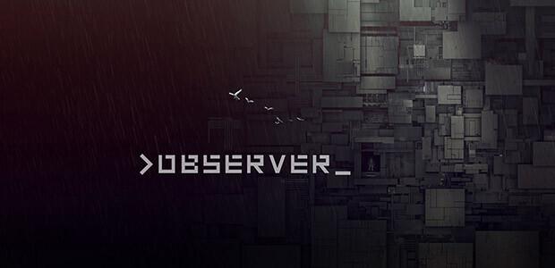 >observer_ - Cover / Packshot