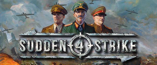 Sudden Strike 4 - Africa-Desert War DLC Out Now!
