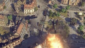 Screenshot5 - Sudden Strike 4 - Road to Dunkirk