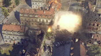 Screenshot6 - Sudden Strike 4 - Road to Dunkirk