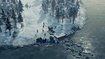 Screenshot3 - Sudden Strike 4 - Finland: Winter Storm