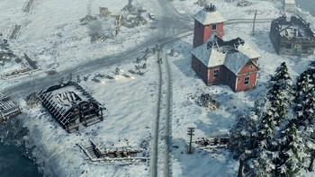Screenshot1 - Sudden Strike 4 - Finland: Winter Storm