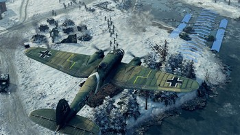 Screenshot4 - Sudden Strike 4 - Finland: Winter Storm