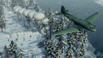 Screenshot5 - Sudden Strike 4 - Finland: Winter Storm