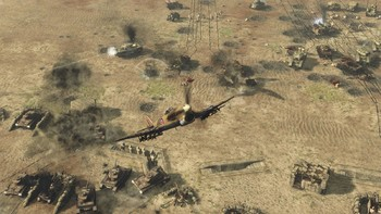 Screenshot10 - Sudden Strike 4 - Africa: Desert War