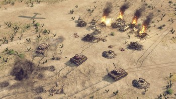 Screenshot4 - Sudden Strike 4 - Africa: Desert War