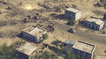 Screenshot7 - Sudden Strike 4 - Africa: Desert War