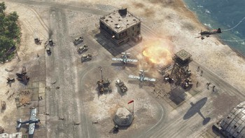 Screenshot2 - Sudden Strike 4: The Pacific War