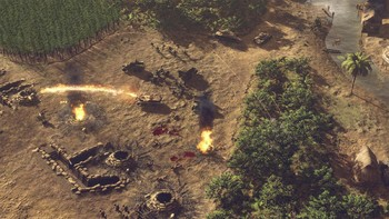 Screenshot6 - Sudden Strike 4: The Pacific War