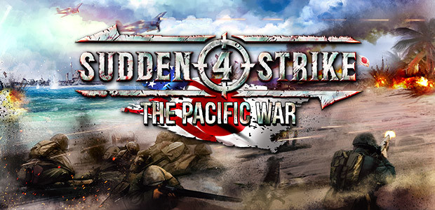 Sudden Strike 4: The Pacific War