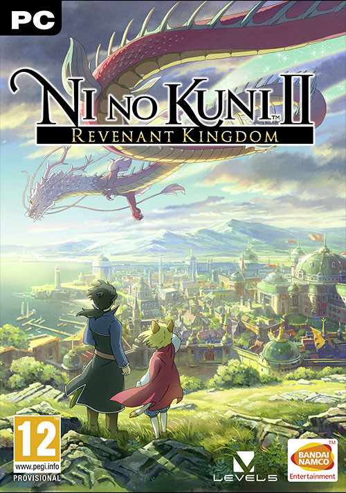 Ni no Kuni II: Revenant Kingdom - Cover