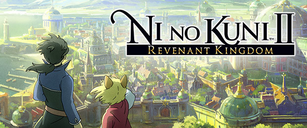 Ni No Kuni 2: Revenant Kingdom - 10 Minutes of King Evan Gameplay